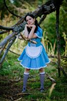 Alice by Anna-Malina