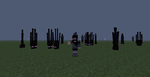 My Ender Army upside down day!!! by BEPbody64