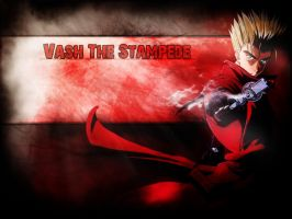 Vash Desktop by Okomakiako
