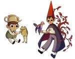 OTWG - Wirt and Greg by Willow-San