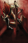 Pyramid Head by Indigo-Wolf