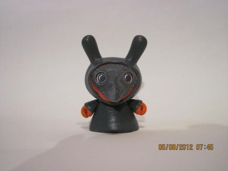 plague doctor dunny by edstuff