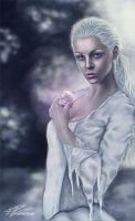 Snow Queen by Laurine-Tellier