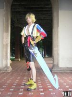 Tidus Cosplay Final Fantasy X by UxianXIII
