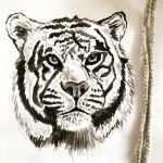 White tiger by marijaj02