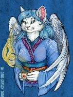 Serenity Conbadge by cheshiresphynx