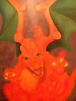 Charizard 7 by luckyseven11779