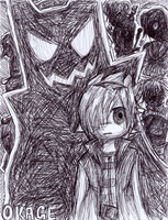 Okage Shadow King by HappehCakes