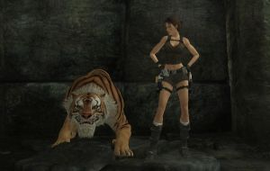Lara's pet by Chriss2010