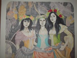 Charmed Marker Sketch V5 by TessFowler