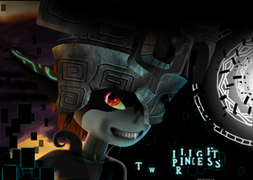 Midna Portrait by Pr0meth3us