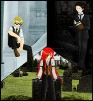 + Shinigami - At Rest + by Nightingalefrost