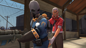 Dem ButtBuns. *TF2 SFM* by Tsuzumikin
