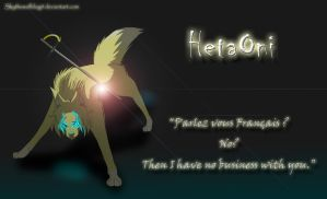HetaOni - France by Skythewolfdog9