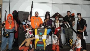 Borderlands 2 Cosplay by PiratedPictures