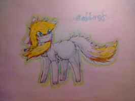 Giftie for my Goldy~ by PokeAnimalsLover