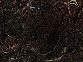 Gilded Gnarl by gforce45
