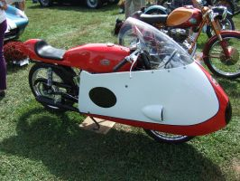 1958 Gilera 250cc by Aya-Wavedancer