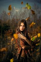 Fallin leaves by Silecia