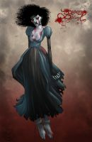 Phantasm Concept Bloody Mary by KinderCollective