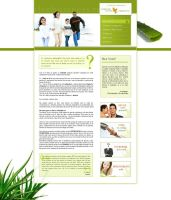forever living website by anca-v