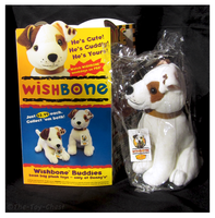 Denny's Wishbone Buddies - Table Standee by The-Toy-Chest