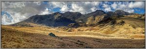 Sca Fell and Scafell Pike Pano - edited by Rebacan