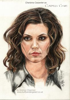 Cordelia Chase - Charisma Carpenter by TheDoThatGirl