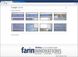 Farininnovations Chrome Theme by nonlin3