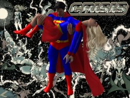 75 Years of Superman: Crisis and Beyond by kevmann