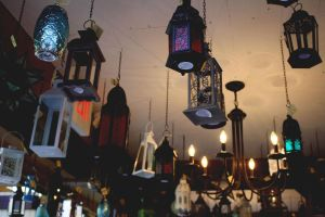 Lovely Lanterns by MeghanemILY