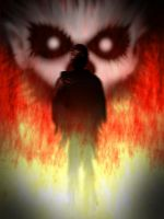 Eyes of hell by DAVEAC1117