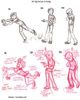 Posing MENTOR notes Pt2 by tombancroft