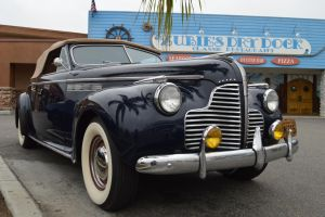 1940 Buick Roadmaster Convertible X by Brooklyn47