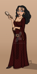 Gothel-Color Test by Cor104