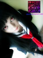 Enma Ai Cosplay 6 by Zhyrhe