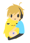 Stephano and Pewdie by darndragon