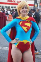 NYCC 2012 - Supergirl 6 by kamau123