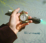 Doctor Who: The Clock Strikes Twelve by BasiliskRules