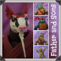 TMNT:: Father and Sons OST by Culinary-Alchemist