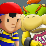 Ness and Bj by Cherubas