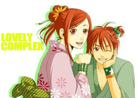 Lovely Complex Wallpaper by ThunderStorm21