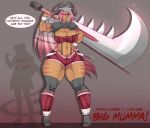 BIG MUMMA Has Come To Play! by RoseGoldGleam
