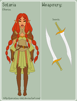WoR - Solaria Reference Sheet by porcelian-doll