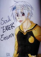 Soul ''Eater'' Evans 2 by Killjoy-Chidori