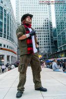 Pip Bernadotte - Canary Wharf 2 by TPJerematic