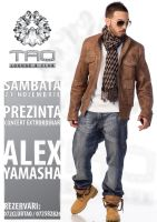 Club TAO - ALEX Yamasha by semaca2005