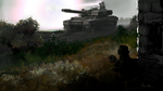 Paladin Tank in the field by Reinder88