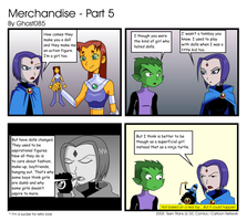Merchandise - Part 5 by ghost085