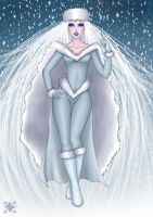 Polar-Queen - Award Picture by Project-Drow